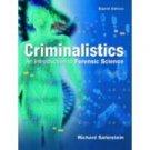 Criminalistics 8th by Richard Saferstein 0131137069