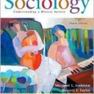 Sociology: Understanding a Diverse Society 4th by Howard F. Taylor 0495007420
