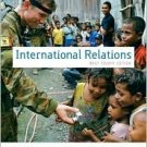 International Relations 4th by Joshua S. Goldstein 0205575277
