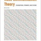Mass Communication Theory 4th by Stanley J. Baran 0534637973