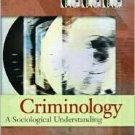 Criminology: A Sociological Understanding 3rd by Steven E. Barkan 0131707973