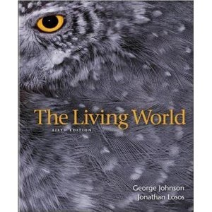The Living World 5th ed by George B. Johnson 0073256536