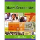 Principles of MacroEconomics 5th Ed. by Fred M. Gottheil  0759395462