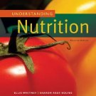 Understanding Nutrition 11th Ed. by Eleanor Noss Whitney 0495116696