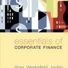 Essentials of Corporate Finance 6th Edition by Stephen A. Ross 0073405132