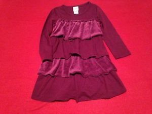 Circo  Infant Girts, Dress, Size 24 months, Purple, Layered  design