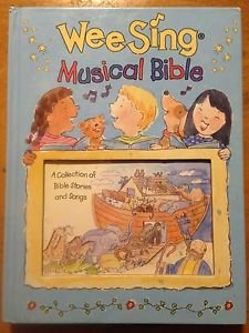Wee Sing Musical Bible: A Collection of Bible Stories and Songs