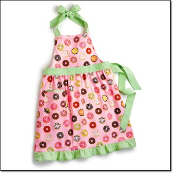 New Sweet Treat Donut Apron