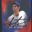 Mark Prior Authentic Autographed Card - Great Autograph