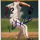 Kirk Rueter Authentic Autographed Card - Great Autograph