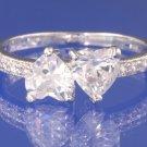 2.0ctw RUSSIAN DIAMOND ENGAGEMENT RING size I,I1/2,K,K1/2,M,P,R,U,U1/2
