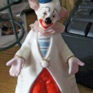 Super Cute Clown Music Box Figurine Plays Bring in the Clowns #400108