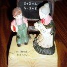 Price Imports School Days Music Box Made in Japan #400003