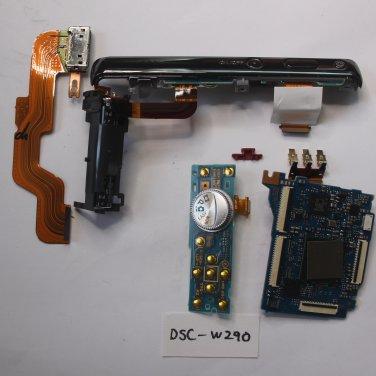 Sony DSC-W290 Main PCB System Board Kit SY-216