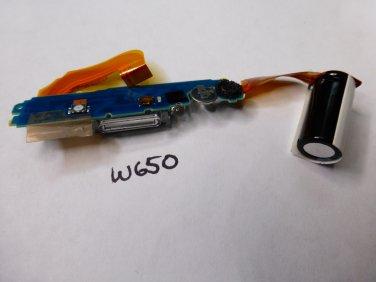 Sony DSC-W650 TOP Panel ASSY PCB