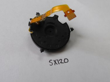 Canon SX120 Iris Lens Part
