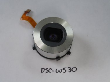 Sony DSC-W530 Lens Front Tube and Glass