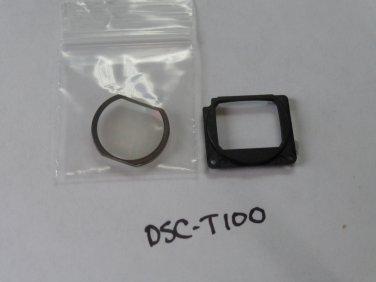 Sony DSC-T100 Lens glass