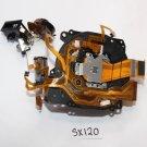 Canon SX120 CCD + Frange and Focus motor + mem batt holder