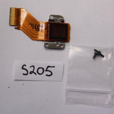 Nikon S205 CCD Sensor