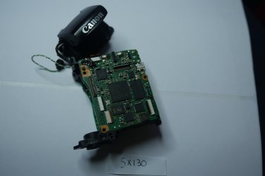 Canon SX130 Main PCB Board Replacement