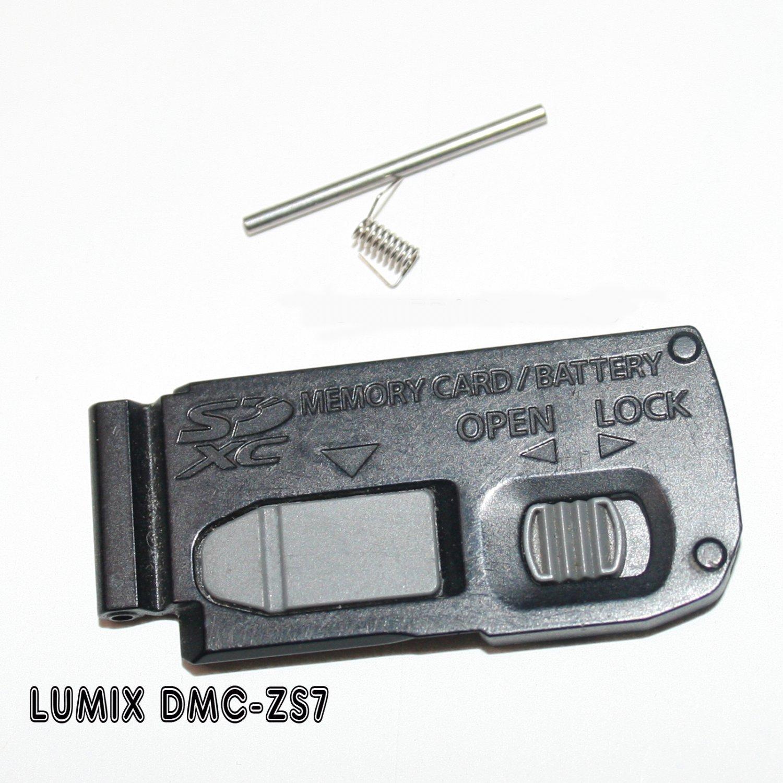 Panasonic Lumix DMC-ZS7 DMC-ZS5 Door Replacement Black