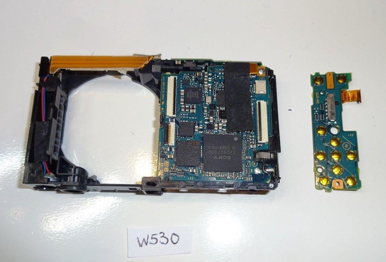 Sony DSC-W530 Main PCB System Board Kit