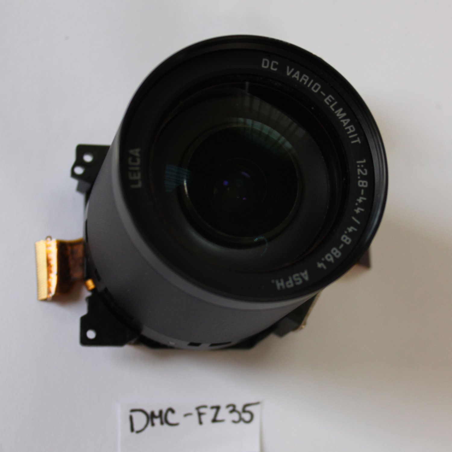 Panasonic DMC-FZ35 Lens w/CCD Replacement Part