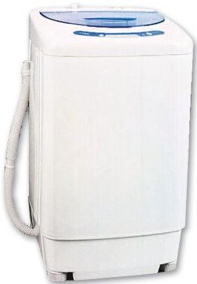 Haier HLP21E 6.6 lbs. Pulsator Wash with Stainless Steel Tub