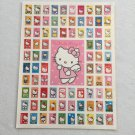 Sanrio Hello Kitty Stamp Design Stickers