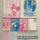 Ibis Korea MCP RooRoo RaaRaa Bear Writing Paper Letter Stationery Sheets Notepads Pencils