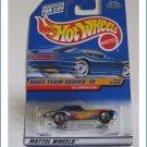 Race Team Series IV '63 Corvette Mattel Hot Wheels 728 Die Cast