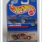 T-Bird Stocker Hot Wheels 857 Die Cast Vehicle Mattel