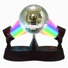 Disco Ball with Two Projection Lights