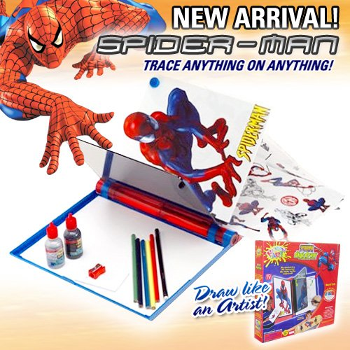 Marvel's Spiderman Digi-Draw Kit