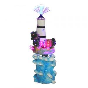 Light House Fiber Optic Night Light - A