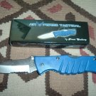Frost Cutlery Knife Air Force Tactical - 4 1/2""