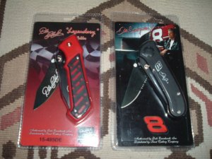 Frost Cutlery Knife Dale Earnhardt Jr.