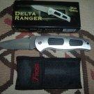 """Frost Cutlery Knife Delta Ranger - 4 3/4"""""""
