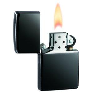 Black Ice Zippo Lighter