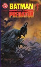 DC,BATMAN versus PREDATOR #1,MINT CONDITION