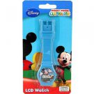 "Disney's ""Mickey Mouse Club House"",LCD WATCH,BLUE"