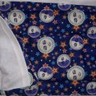 Star and moon Sleeping bag