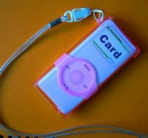 Crystal Case for Ipod Nano ICH-01N