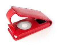 Leather PU Case for iPod Nano ICP-4