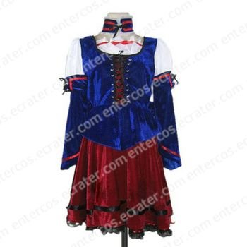 Neo Angelique ~Abyss~ Angelique Cosplay Costume any size.