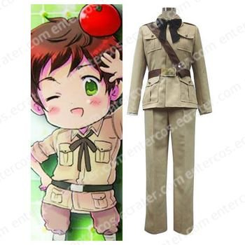 Axis Powers Antonio Fernandez Carriedo Cosplay Costume any size.