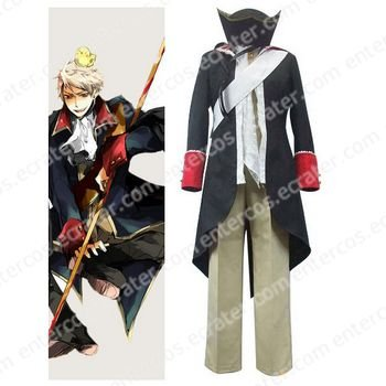 Axis Powers Austria Cosplay Costume 1 any size.