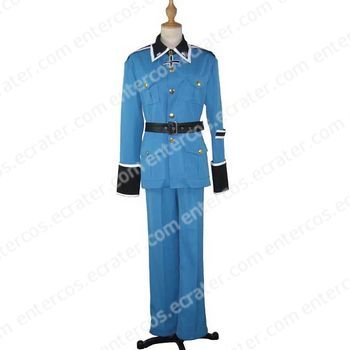 Axis Powers Cosplay Costume 3 any size.