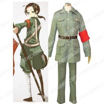 Hetalia Axis Powers China Cosplay Costume any size